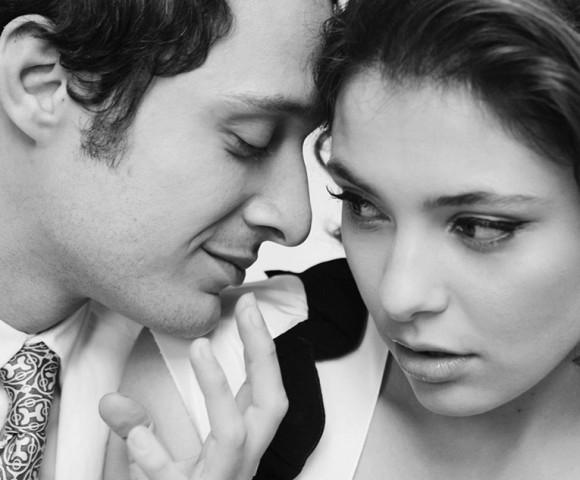 Claudio Santamaria e Jasmine Trinca